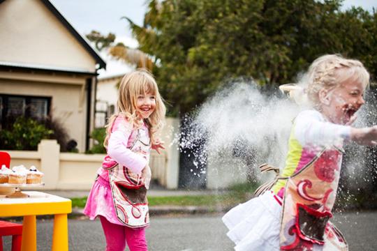Flour Girls