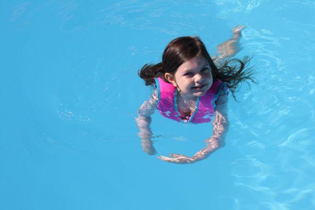 Three Days Away: Pool & Spa