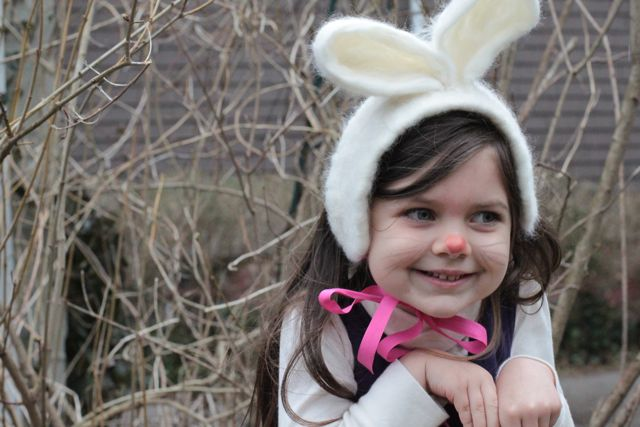 Bunny Ear Bonnet