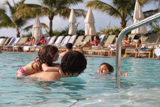 Key West - Poolside