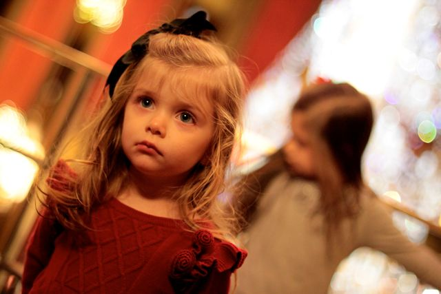 Elle's 1st Chrsitmas Spectacular