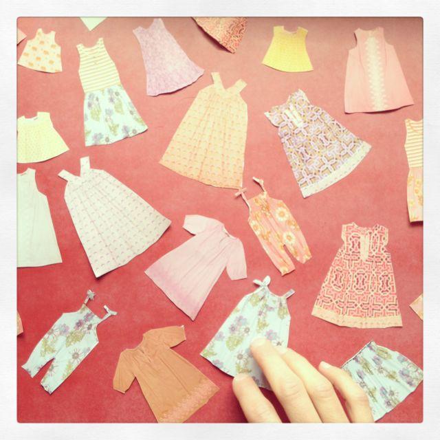Catalogue Paper Dolls